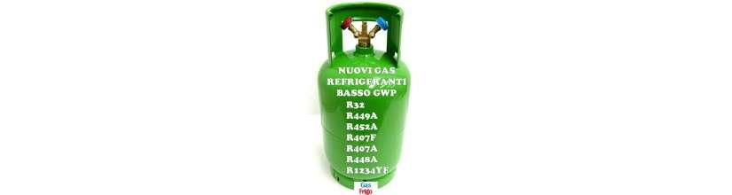 NUOVI GAS REFRIGERANTI